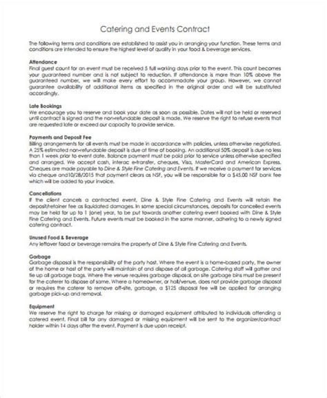 Booking Terms And Conditions Template Booking Terms And Conditions Template 13 Contract