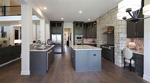 Choose flooring that compliments cabinet color - Burrows