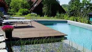 Pool Für Kleinen Garten : l ndliches ambiente mit pool in wiesbaden baumann g rten und freir ume ~ Whattoseeinmadrid.com Haus und Dekorationen