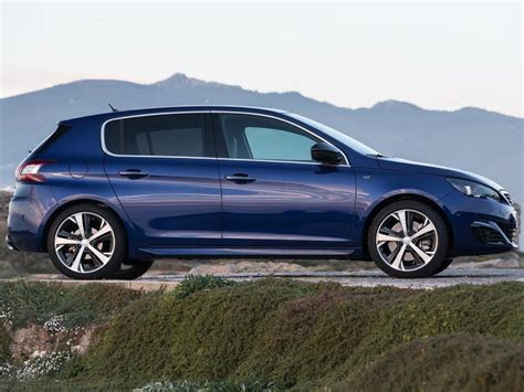 peugeot  ii gt  thp hot hatch