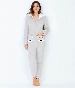 Combinaison Pyjama Homme Polaire : pyjama femme de noel ~ Mglfilm.com Idées de Décoration