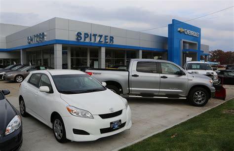 Spitzer Chevrolet Amherst  Car Dealers  200 North