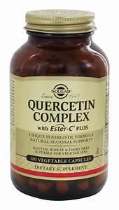 Buy Solgar - Quercetin Complex With Ester C Plus
