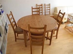 Ikea Esstisch Mit Stühlen : esstisch ikea neu und gebraucht kaufen bei ~ Watch28wear.com Haus und Dekorationen