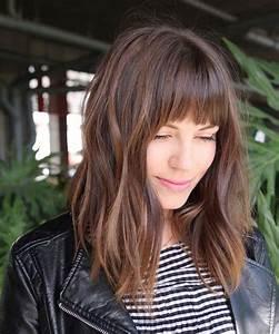 Coupes Cheveux Mi Longs 2018 : coupe et coiffure 2018 femme 30 top styles porter ce printemps t ~ Melissatoandfro.com Idées de Décoration
