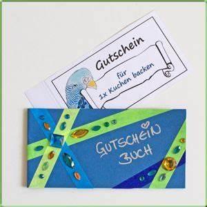 Gutschein Selber Machen : gutscheinbuch basteln geschenkidee diy gutscheine basteln pinterest gutscheinbuch ~ Markanthonyermac.com Haus und Dekorationen