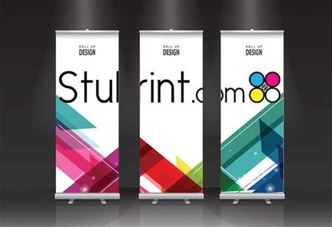 roller banners pop  banners pull  banners