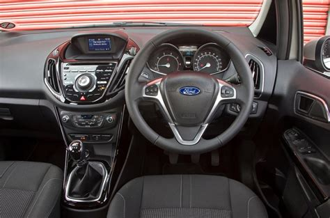 ford  max review  autocar