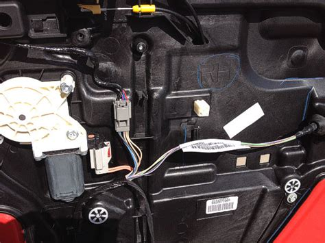 wiring pin layout signals   door   jeep