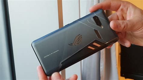 asus rog phone   gaming phone  actual gaming