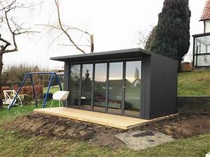 Gartenhaus Mit Glasfront : fmh ger teh user design gartenh user fmh metallbau und holzbau stuttgart fellbach ~ Sanjose-hotels-ca.com Haus und Dekorationen