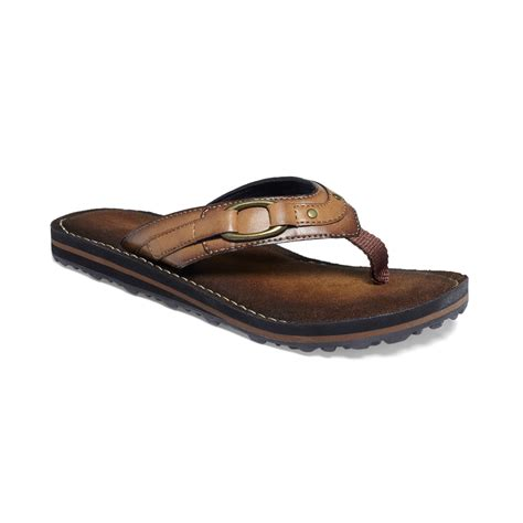 3 1 phillip lim sandals clarks womens flip abby flip flops in brown lyst