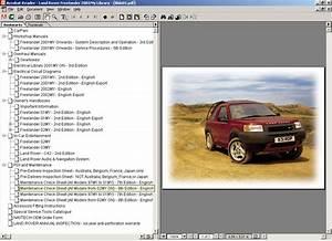 Land Rover Technical Data Repair Manual Order  U0026 Download