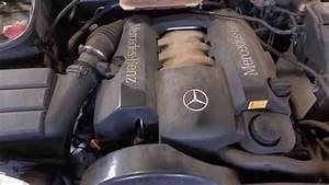 Used Engine For Sale  2001 Mercedes