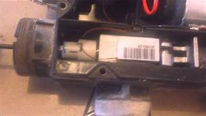 Renault Grand Scenic Handbrake Motor Replacement