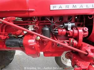 1962 Farmall 140 Tractor Utility Ag Farm Pto With