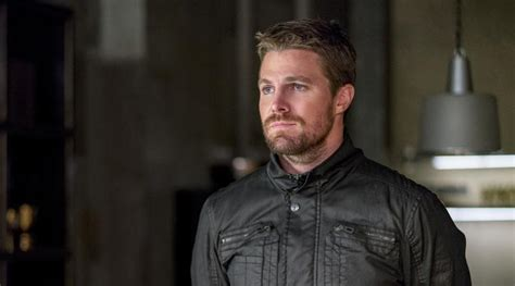 Stephen Amell Scheduled For May 15