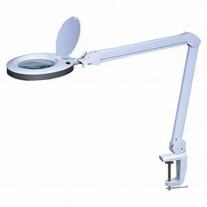 Lampe D Atelier Led : lampe loupe led atelier la trouvaille ~ Edinachiropracticcenter.com Idées de Décoration