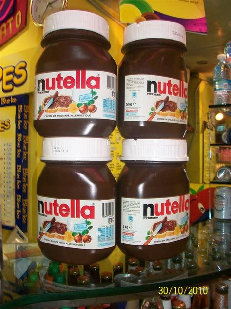 biggest nutella  photo
