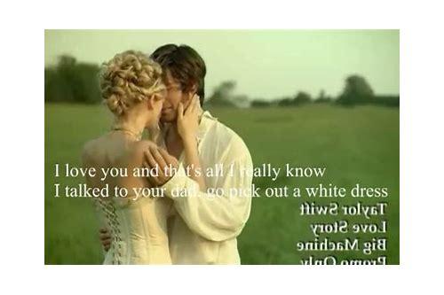 taylor swift love story ringtone iphone