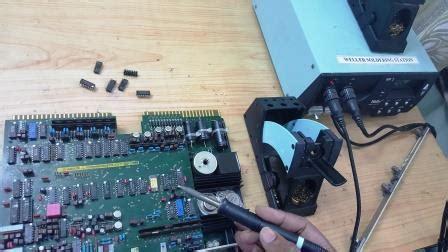 Circuit Board Air Conditioner Repair