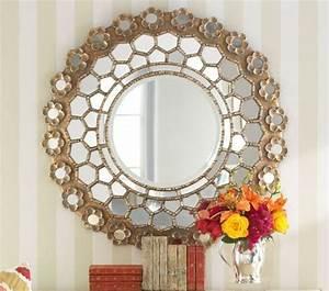 Le Grand Miroir Mural 25 Ides Pour D39arrangement Et