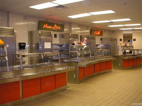 professional kitchen design software 饭店厨房设计装修效果图 土巴兔装修效果图 4424