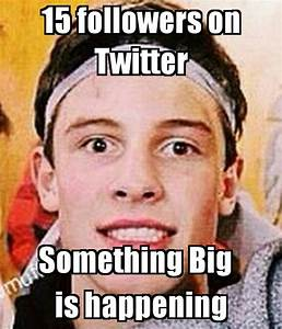 15 followers on Twitter Something Big is happening Poster ...