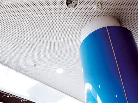 pannelli controsoffitto cartongesso pannelli per controsoffitto acustico in cartongesso