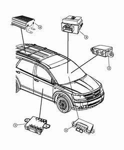 Dodge Journey Module  Electric Clutch Control  Viscous Coupling