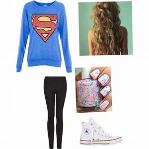 Lazy day in outfit not the hair tho. Aug 142013   outfits   Pinterest   Teen outfits Clothes ...
