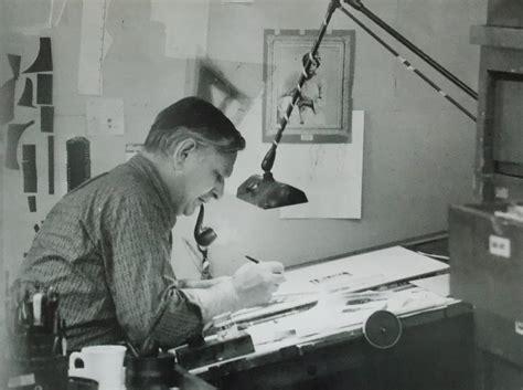 commercial artist photograph  bill joseph markowski