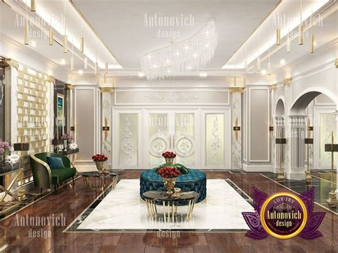Is a perfect example of tradition and modern style. Modern Classic Villa Interior Design by Luxury Antonovich ...