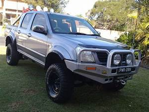 2003 Holden Rodeo Lt  4x4  Ra
