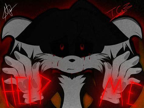 Tigrezafire _ Tails.exe _-creepypasta By Tigrezafire On