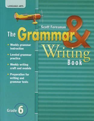 grammar writing book reading street grade