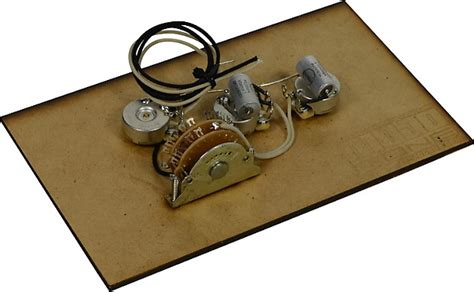Mojotone Pre Wired Strat Hss Way Wiring Kit
