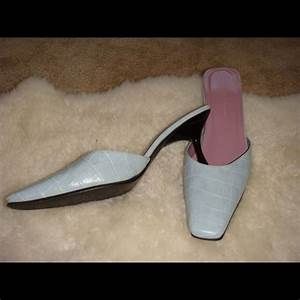 70% off Andre Valentino Shoes - Andre Valentino Baby Blue ...
