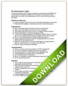 employee or independent contractor checklist template hr assessment guide