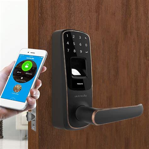 best bluetooth door lock smart door smart door lock