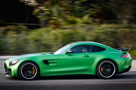 Massive thanks to mercedes and gordon wagener for giving this channel an exclusive. 2018 Mercedes-AMG GT R Review: A Super Sports Car Capable of Inducing Maniacal Laughter - The Drive