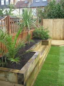 Raised Bed Garden with Bench