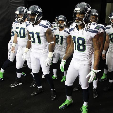 breaking   seattle seahawks depth chart