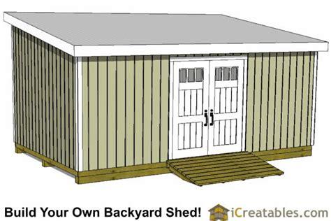 plans  build storage building plans   plans