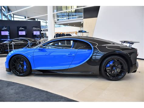 The bugatti chiron made its grand debut at the 2016 geneva motor show, but how does it look in different colors? Bugatti Chiron Sport   Kamps Holding GmbH & Co. KG