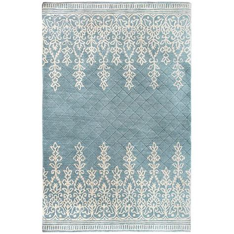 pier 1 imports rugs kushi border rugs light blue pier 1 imports sweet