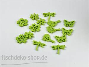Tischdeko Shop De : filz streu sommer gr n sort ~ Watch28wear.com Haus und Dekorationen