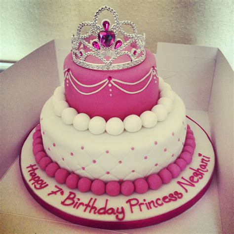 Birthday Cake For Girls  Wishes & Love