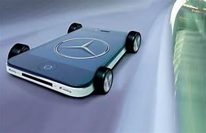Futur Auto : voiture du futur mercedes veut faire de ses voitures des smartphones sur 4 roues ~ Gottalentnigeria.com Avis de Voitures