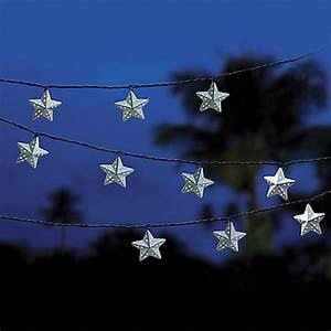 decorative 10 count star string lights bed bath beyond With outdoor string lights bed bath and beyond